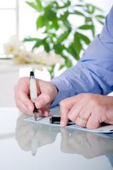 check writing- compilazione assegno