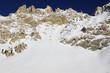 Dolomiti - Monte Latemar - tracce sciatori fuoripista 2011