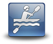"3D Effect Icon ""Kayaking"""
