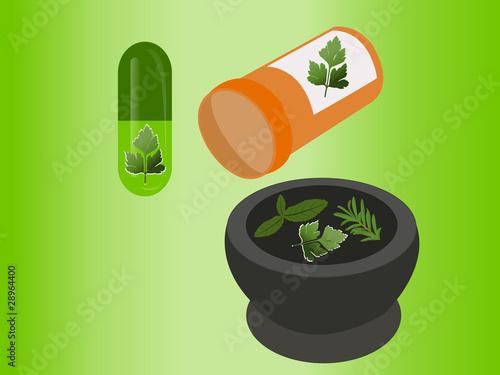 poster of Vector Alternative Medicine
