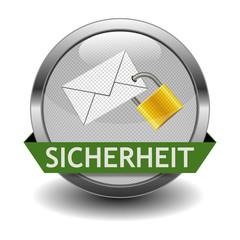 Button Email Sicherheit