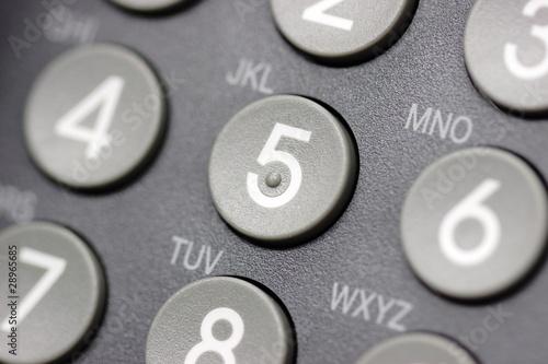 Telefon Tasten Tastatur © Matthias Buehner