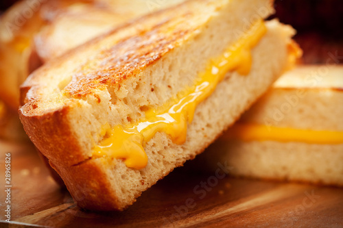 Canvas Snack Grilled Cheese Sandwich