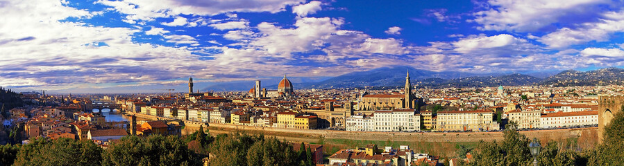 Overview of Firenze .... Italy