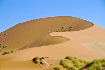 Le dune di Sossusvlei