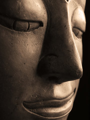 Face of Buddha 1