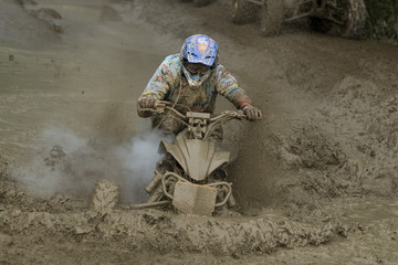 Quad racing