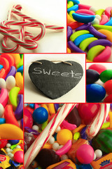 Collage Sweets