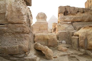 sphinx, pyramiden,gizeh