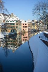 Canal de l'Ill à Strasbourg