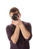fotografare per hobby poster