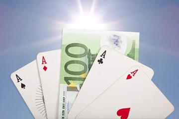 Poker Einsatz