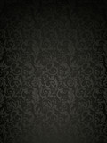 Wallpaper Pattern, black