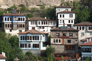 Traditional Houses Ottoman