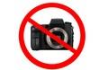 Zakaz fotografowania, robienia zdjęć