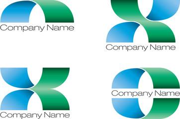 Logo modulare - Modular logo company