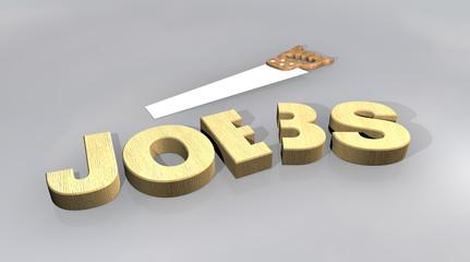 Job cuts and staff redundancies