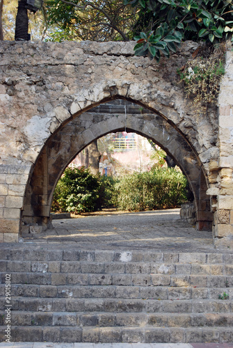 Antique Arch