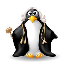 pinguino giudice