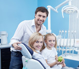 A happy family dentistry