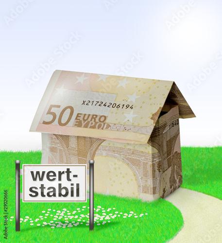 haus geldanlage wertstabil immobilie