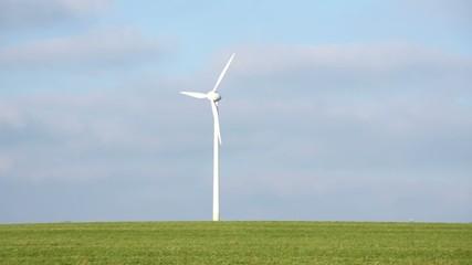 Windrad & Windkraftanlage