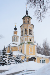 Nikolo-Kremlevskaya Church at Vladimir