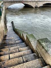 Crue de La seine - Paris