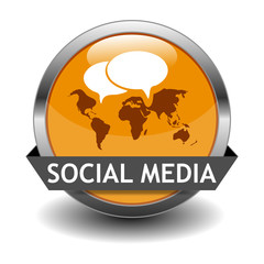 Button Social Media