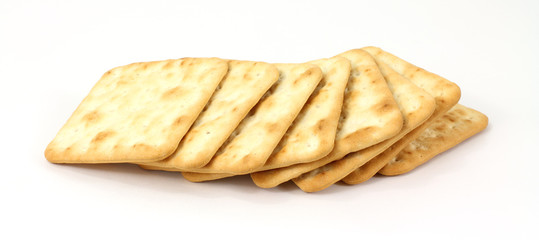Hard  Crackers in a Row