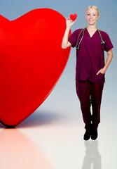 Female Cardiologist