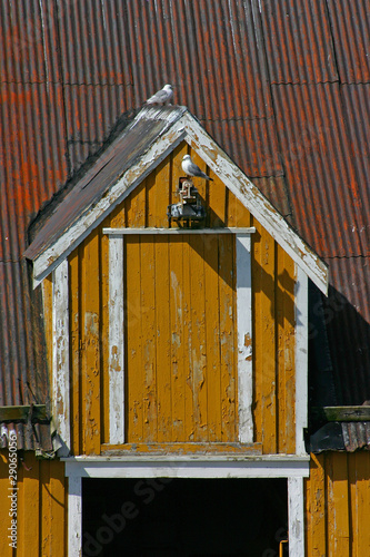 Dormer Window in Nusfjord