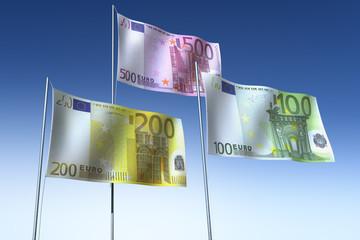 Euro-Flaggen 2