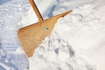 Schneeschieber 447