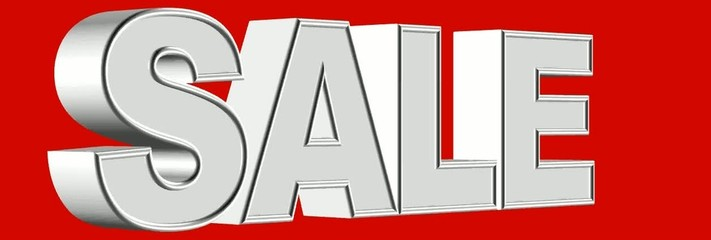Sale rotating banner