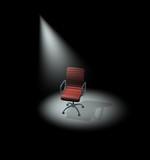 Spotlight on jobs, interviews and recruitment poster