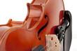 Geige perspektivisch