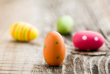 Fototapety Easter decorations