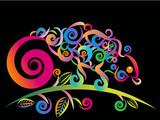 Abstract chameleon