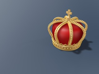 crown of king