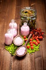 Spa treatment - aromatherapy