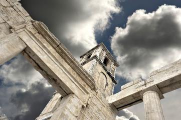 Il tempio di ercole Cori (LT)