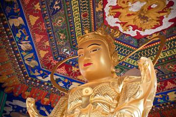 Skanda, guardian of Buddhist monasteries