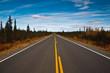Highway Alaska USA