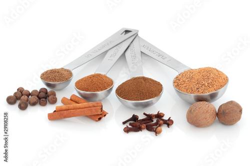 Spice Measurement
