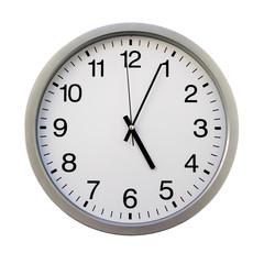 ... o'clock