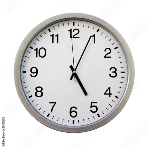 ... o'clock - 29109203