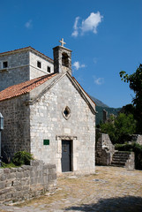 St John's church in Bar in Montenegro