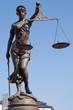 Justiza Statue