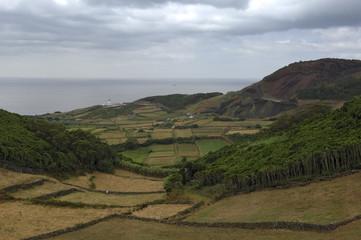 Landschaft bei Ponta das Cavalas